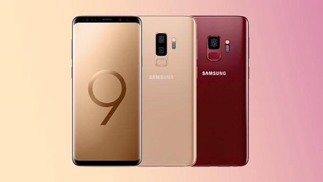 Galaxy S9 tiep tuc them mau moi, ban tai VN thang 6 hinh anh 1