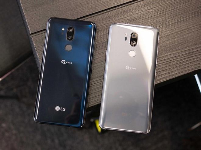 LG G7 - chiec G Series 'nhat' nhat tu truoc den nay hinh anh 2