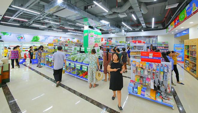 Sieu thi Sunshine Mart Hoang Mai chinh thuc di vao hoat dong hinh anh 4